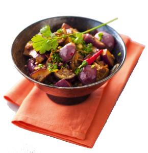 aubergine sichuanaise